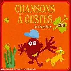 Chansons A Gestes