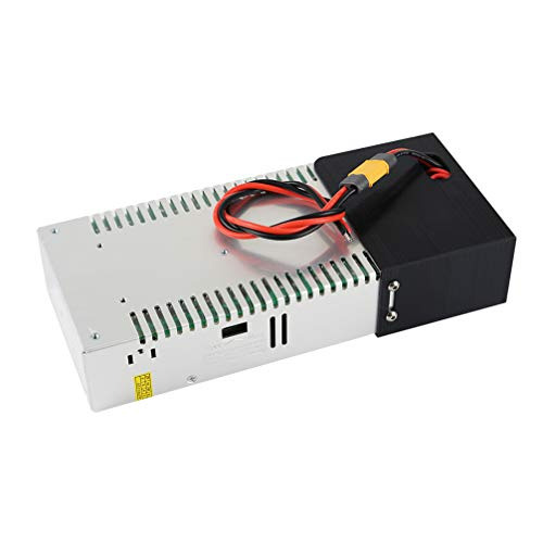 iplusmile 3D Printer Power Switch Regulated Power Switch AC110/220V DC24V 15A Compatible for Ender-3 3PRO 3D Printer