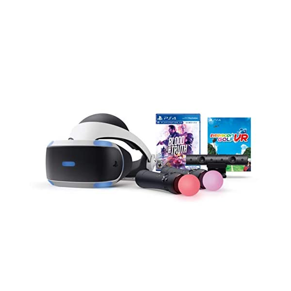 PlayStation VR – Mega Blood + Truth Everybodys Golf Bundle