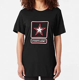 Stugotz Army Slim Fit TShirt, Unisex Hoodie, Sweatshirt For Mens Womens Ladies Kids