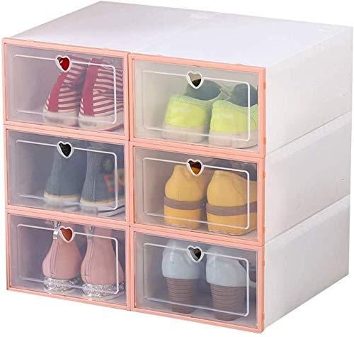 Organizador de Calzado/En Zapatero Zapato Mueble de baño casero del Cubo de la...