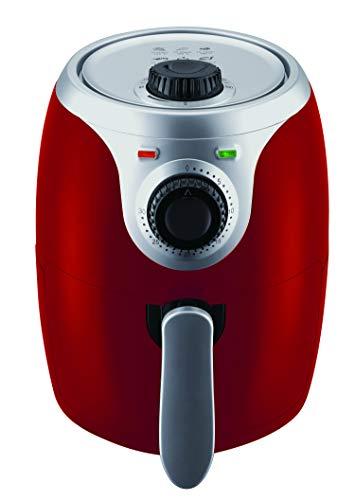 Master Airfryer–freidora de 2litros roja