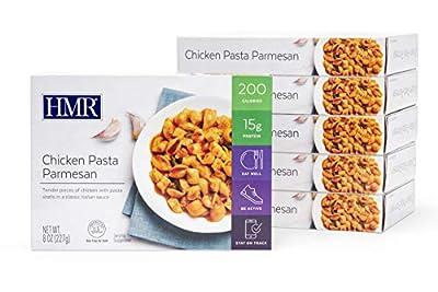HMR Chicken Pasta Parmesan Entree, 8 oz. Servings