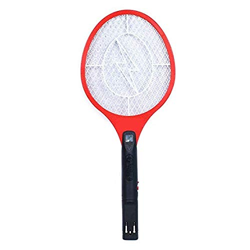 Truvic Mosquito and Insect Killer Racket (Multicolor)