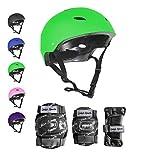 HIKS Kids Helmet and pads Pro Se...