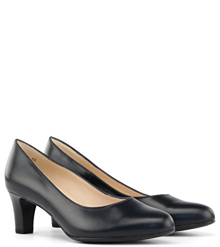 Peter Kaiser Damen NIKA Pumps, Blau (NAVY CHEVRO 118), 39.5 EU