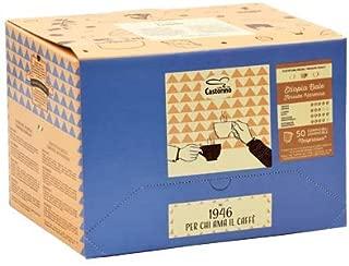 Caffe' Castorino Monorigine (Single Source) Etiopia Nespresso Original Compatible Italian Coffee