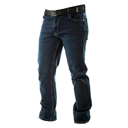 Lee Cooper Stretch Regular Jeans Mom_fit 40W/31R blauw (navy)