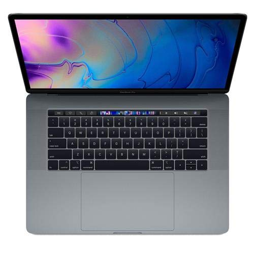 Apple 15' MacBook Pro with Touch Bar, Intel Core i9 2.3GHz,...