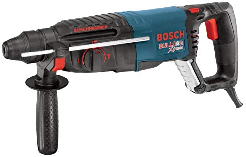 Factory-Reconditioned Bosch 11255VSR-RT BULLDOG Xtreme 1-Inch SDS-plus D-Handle Rotary Hammer (Renewed)