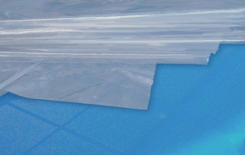 Astur Dintex - Mantel plastico translucido 10 1.40 mt
