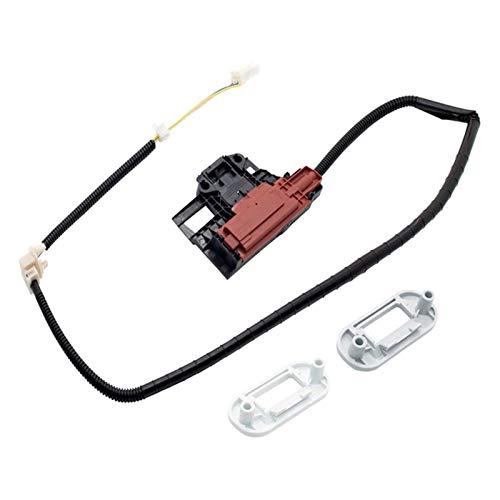 ZRNG W10404050 Lavadora Lock Cerradura Interruptor de pestillo Ajuste para Whirlpool Kenmore Lavadora Reemplaza W10238287 W10404050VP W10744659
