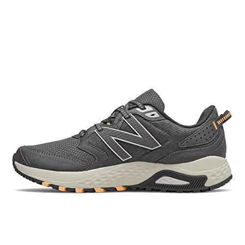 New Balance 410, Zapatillas de Senderismo Hombre, Gris (Phantom), 45 EU