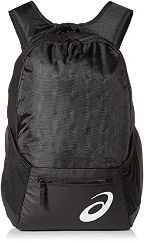 ASICS Unisex-Erwachsene Backpack Rucksack, Team Black, Einheitsgröße