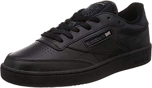 Reebok Shoes – Club C 85 Black/Charcoal Size: 44.5