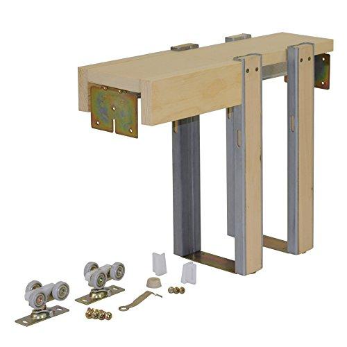 1560 Commercial Grade Pocket Door Frame (36' x 80')