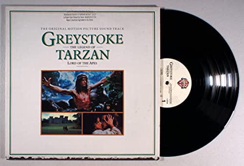 Greystoke - The Legend Of Tarzan Lord Of The Apes