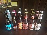 Lot de 12 Bières HUMOUR (Fessée-Kekette-Moche-Levrette.)