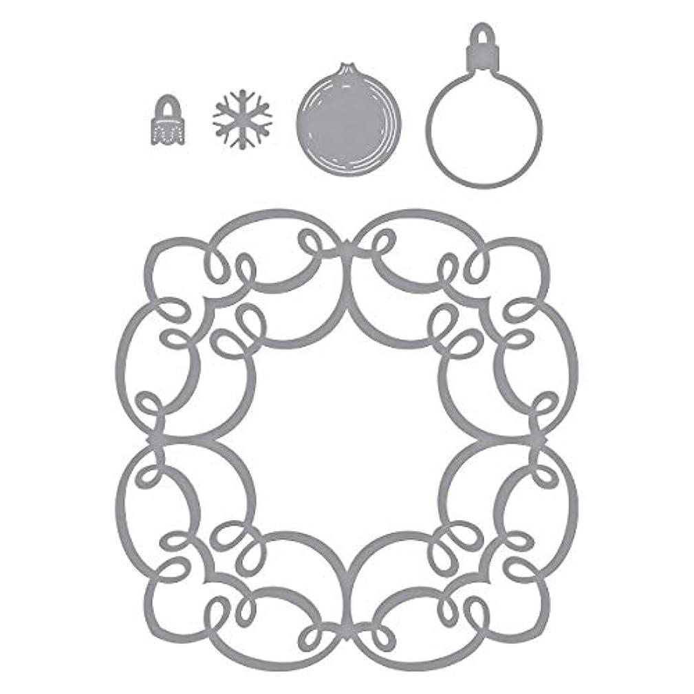Spellbinders S4-948 Shapeabilities Charming Christmas Boughs Etched/Wafer Thin Dies, Metal
