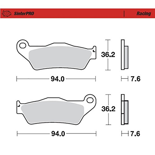 Frein Sinte rpro série RACING O. ABE Aprilia MX 125 92–09