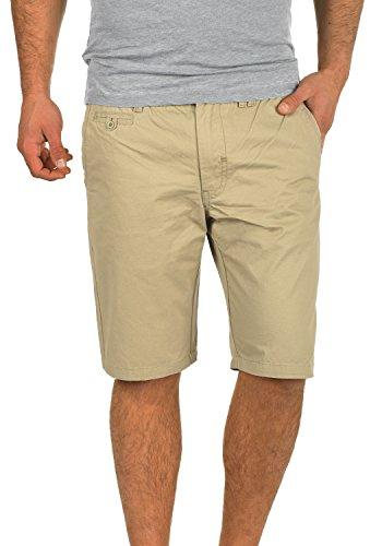 BLEND Sasuke Herren Chino Shorts kurze Hose, Größe:M;Farbe:Chalk Stone (70032)