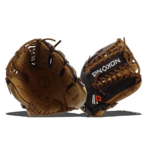 Nokona S7 Alpha Select Adult 12.25' Outfield Baseball/Softball Glove - RHT