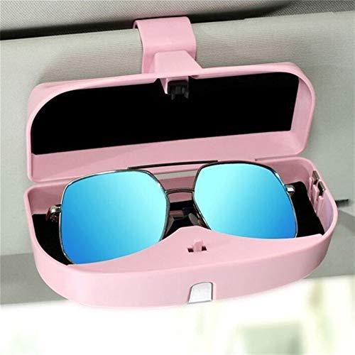 Montatura per occhiali universali per automobili Auto occhiali da sole accessori clip dell'automobile auto Occhiali titolare della visiera di Sun biglietteria Box Car bagagli occhiali titolare Compati