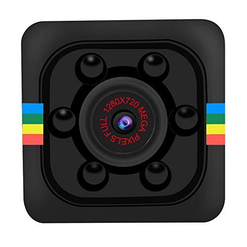 SIWEI Mini Versteckte Spionagekamera Tragbare Kleine 720P HD Nanny Cam mit Nachtsicht Und Bewegungserkennung | Perfekte Verdeckte Überwachungskamera für zu Hause Und Das Büro