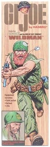 están haciendo actividades de descuento G.I. Joe Sgt. Rock Wildman 12-Inch Action Figure by G. G. G. I. Joe  tomar hasta un 70% de descuento