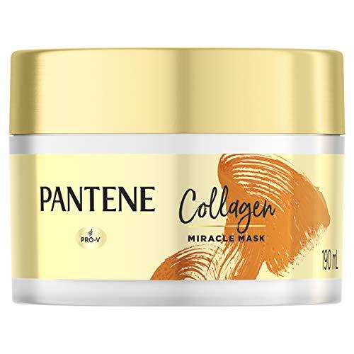Pantene Intense Miracle Hair Mask Treatment: Collagen For Damaged Hair Repair 190ml
