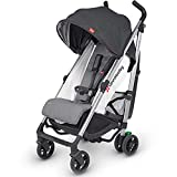 Product Image of the 2018 UPPAbaby G-Luxe Stroller - Jordan (Charcoal/Silver)