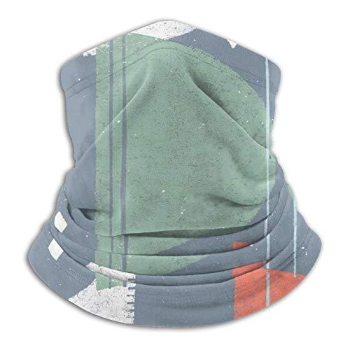 Custom made Mariposas humo, sin costuras, cubreboca, bufanda, bufanda, polaina para el cuello, protección UV, para festivales y al aire libre
