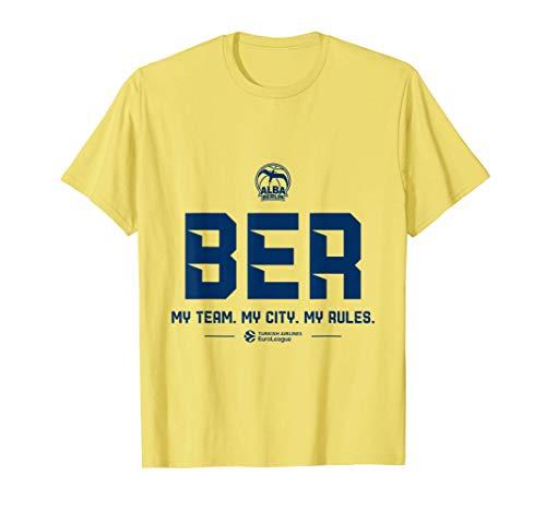 Teams - Alba Berlin (yellow) T-Shirt