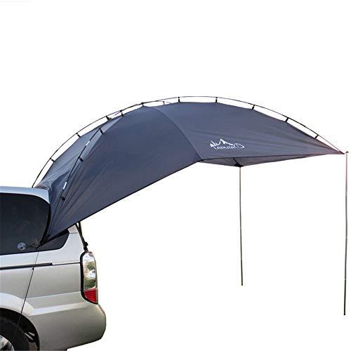 2.4Mx3.5M Auto Reat Zelt Im Freien Markisen Wasserdichtes Tarp Camping-Zelt Auto-Seiten-Markise Erweiterung Dachträger Tourist-Zelt,a