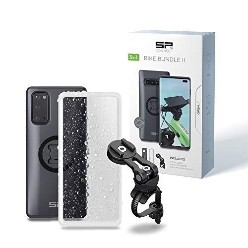 SP Connect Fahrrad-Handyhalterung | Wasserdichter Handyhalter für Fahrradlenker | Fahrradhandyhalterungen für alle Smartphone Handys wie iPhone Samsung | Mountainbike Rennrad Handy Halterung Gadget