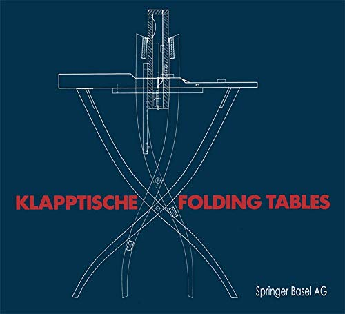 Klapptische / Folding Tables