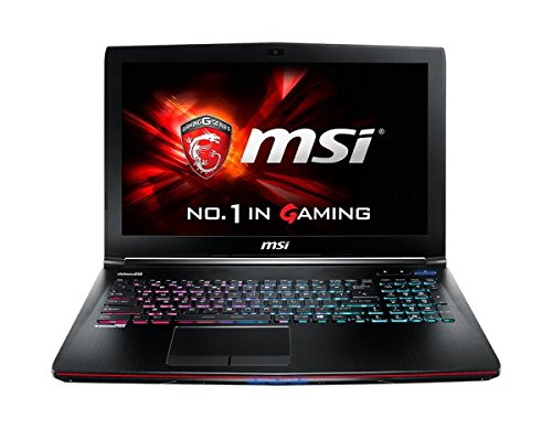 MSI GE62 2QD Apache Pro Laptop with White Backlight (GTX 960 m, 2GB GDDR5, Multicolour)