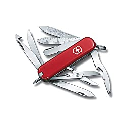 A Swiss Knife from Victorinox- excellent gift for Valentine's day