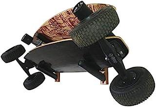 Rack de Parede para Skates em madeira