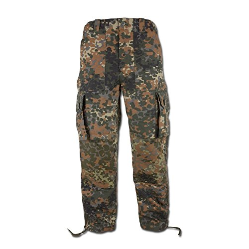 Kommandohose Light Weight flecktarn - XL