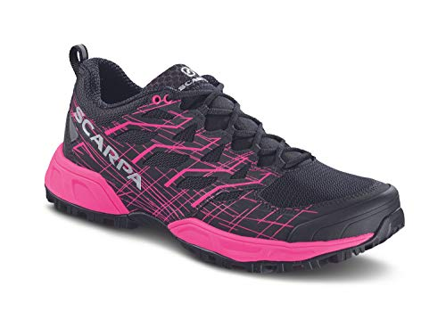 Scarpa Neutron 2 W Zapatillas de trail running blk/pink
