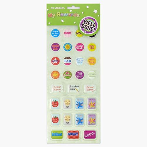 Fun Stickers 3D Rewards 1511