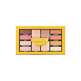 Maybelline Lemonade Craze Eyeshadow Palette (B07CBPT5T1)   Amazon price tracker / tracking, Amazon price history charts, Amazon price watches, Amazon price drop alerts