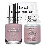 ibd - It's A Match -Duo Pack- Ooh La Lace - 14 mL / 0.5 oz Each