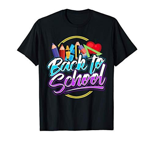 Vuelta al cole - Aprender Enseñar Divertirse Conocer amigos Camiseta