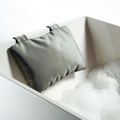Decor Walther LOFT NKHW Nackenkissen - Nylon - weiß - für freistehende Badewannen