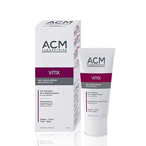 ACM Laboratoire Vitix GEL Repigmentation Vitiligo Skin 50ml Vitiliginous Skin Treatment Beauty Skin by ACM VITIX