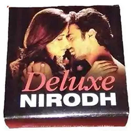 HLL Deluxe Nirodh Condoms-120 Pieces