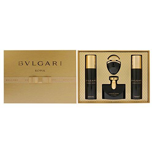 Bvlgari Jasmin Noir Geschenkset Edp Spray, Bodylotion und Duschgel, 525 ml