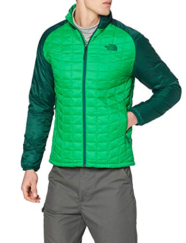 The North Face T93RXD Chaqueta deportiva Thermoball, Hombre, Verde (Primary Green/B), M